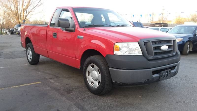 2007 Ford F-150 STX 2dr Regular Cab Styleside 6.5 ft. SB - Columbia MO