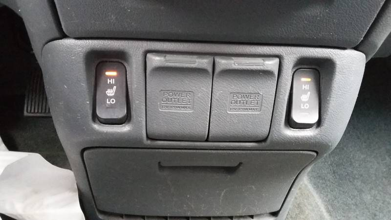 2007 Honda Odyssey EX-L 4dr Mini-Van - Columbia MO
