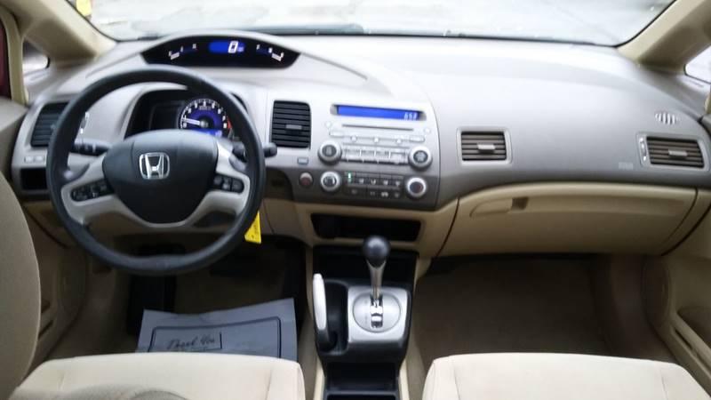 2007 Honda Civic EX 4dr Sedan (1.8L I4 5A) - Columbia MO