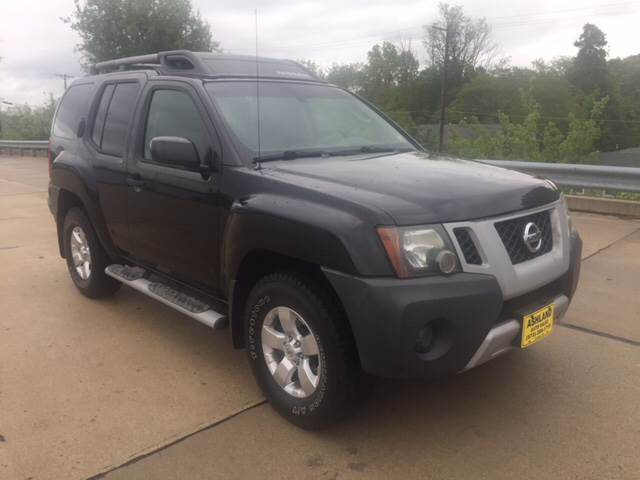 2009 Nissan Xterra 4x4 Off-Road 4dr SUV 5A - Columbia MO