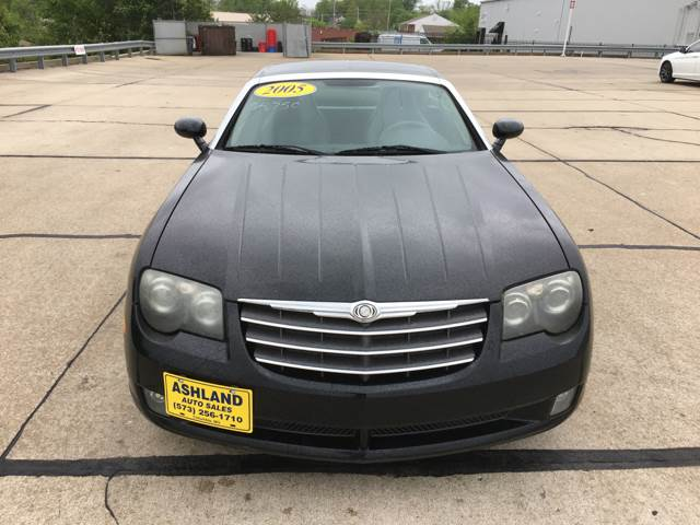 2005 Chrysler Crossfire Limited 2dr Hatchback - Columbia MO