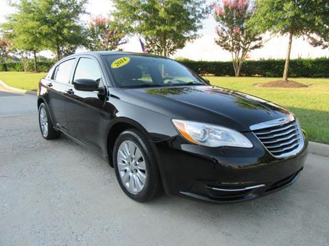 2014 Chrysler 200 for sale in Portsmouth, VA