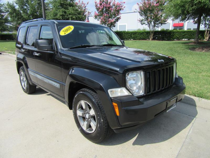2008 Jeep Liberty For Sale At UNITED AUTO WHOLESALERS LLC In Portsmouth VA