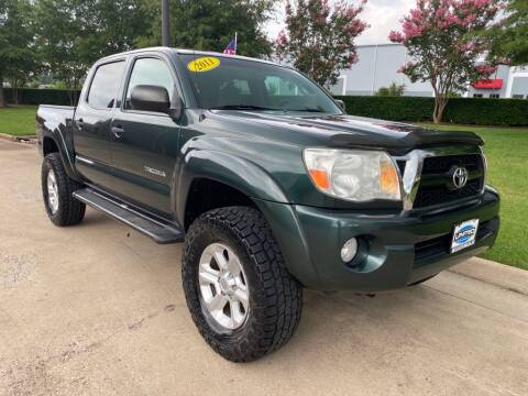 2011 Toyota Tacoma for sale at UNITED AUTO WHOLESALERS LLC in Portsmouth VA