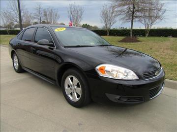 2010 Chevrolet Impala for sale in Portsmouth, VA