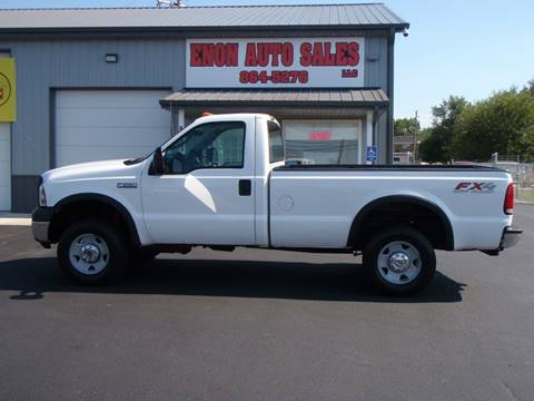 2005 Ford F-250 Super Duty for sale in Enon, OH