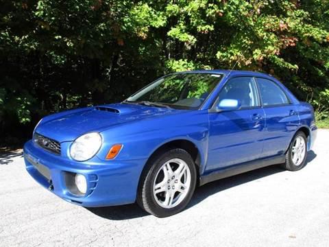 2003 Subaru Impreza for sale in Derry, NH