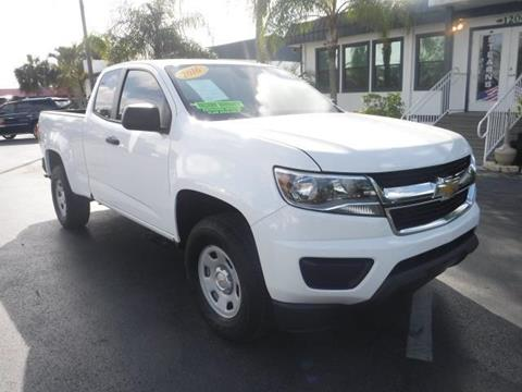 2015 Chevrolet Colorado for sale in Naples, FL