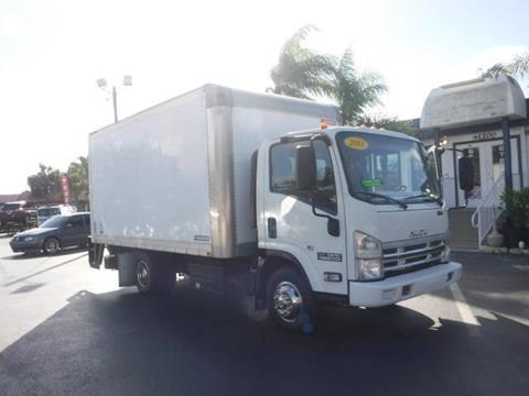 2013 Isuzu NPR for sale in Naples, FL