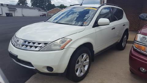 2006 Nissan Murano for sale in Petersburg, VA