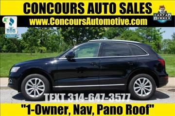 2013 Audi Q5 for sale in Saint Louis, MO