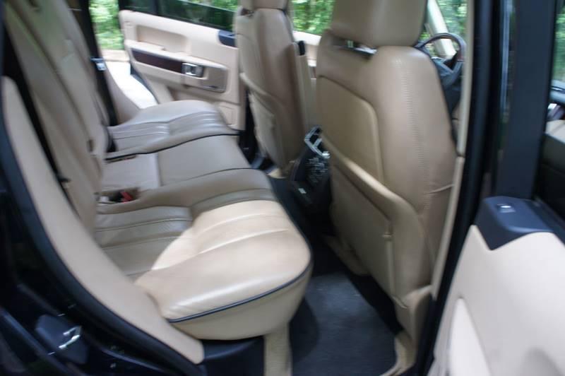 2012 Land Rover Range Rover 4x4 HSE LUX 4dr SUV - Saint Louis MO