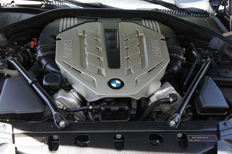 2009 BMW 7 Series 750Li 4dr Sedan - Saint Louis MO