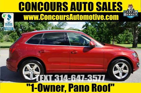 2010 Audi Q5 for sale in Saint Louis, MO