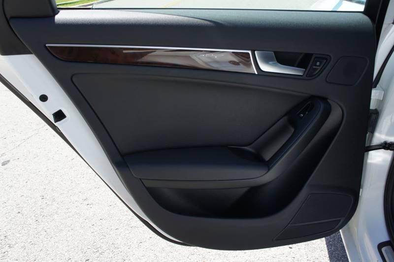 2012 Audi A4 AWD 2.0T quattro Premium 4dr Sedan 8A - Saint Louis MO