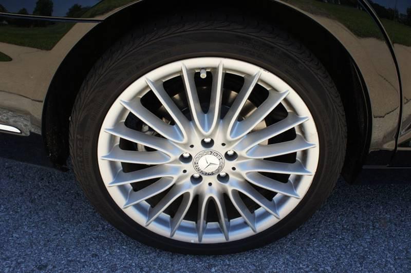 2010 Mercedes-Benz S-Class AWD S 550 4MATIC 4dr Sedan - Saint Louis MO