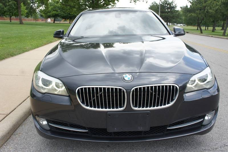 2012 BMW 5 Series AWD 528i xDrive 4dr Sedan - Saint Louis MO