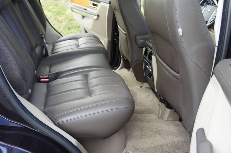 2012 Land Rover Range Rover Sport 4x4 HSE LUX 4dr SUV - Saint Louis MO