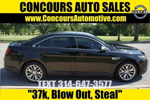 2015 Ford Taurus for sale in Saint Louis, MO
