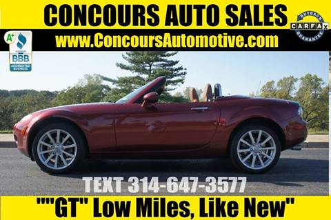 2008 Mazda MX-5 Miata for sale in Saint Louis, MO