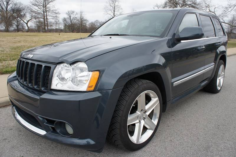2007 Jeep Grand Cherokee SRT8 4dr SUV 4WD - Saint Louis MO