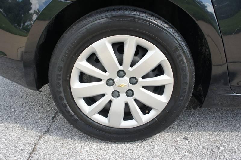2011 Chevrolet Cruze LS 4dr Sedan - Saint Louis MO
