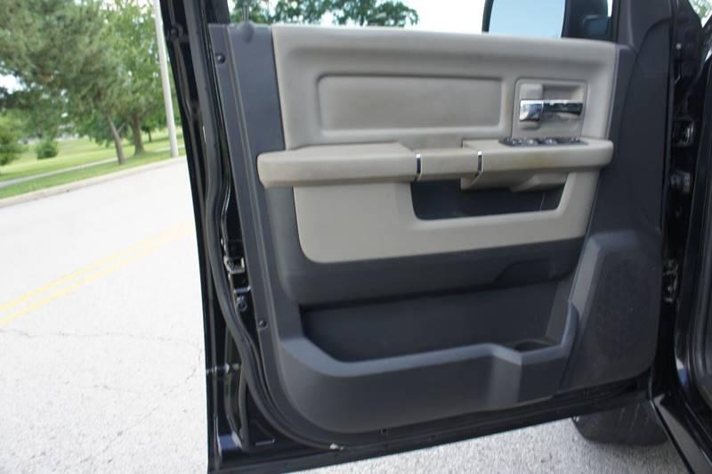 2012 RAM Ram Pickup 1500 4x4 Big Horn 4dr Quad Cab 6.3 ft. SB Pickup - Saint Louis MO