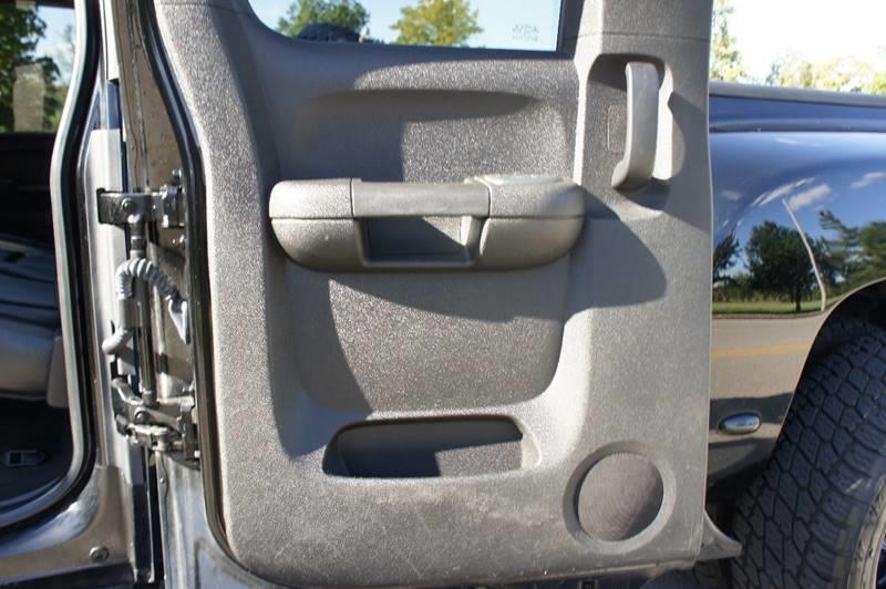 2008 GMC Sierra 3500HD 4WD SLT 4dr Extended Cab LB DRW - Saint Louis MO