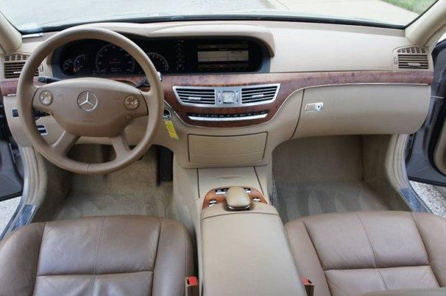 2007 Mercedes-Benz S-Class S550 4dr Sedan - Saint Louis MO