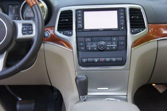 2012 Jeep Grand Cherokee 4x4 Overland 4dr SUV - Saint Louis MO