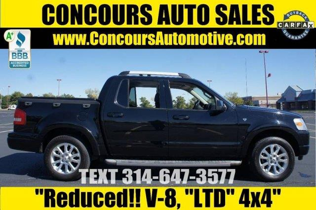 2007 Ford Explorer Sport Trac Limited 4dr Crew Cab 4WD V8 - Saint Louis MO