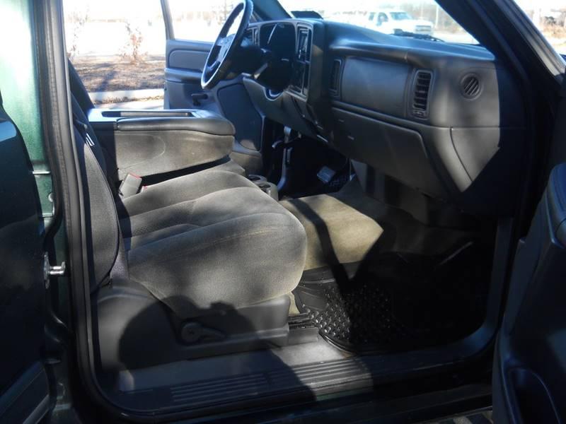 2004 Chevrolet Silverado 2500HD 4dr Crew Cab LS 4WD SB - Saint Louis MO