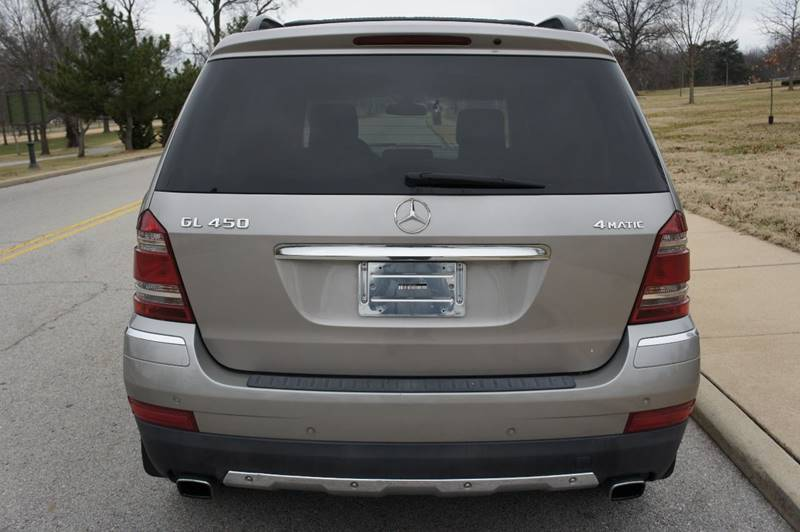 2007 Mercedes-Benz GL-Class AWD GL 450 4MATIC 4dr SUV - Saint Louis MO