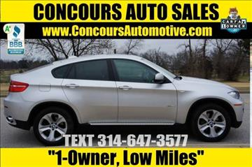 2010 BMW X6 for sale in Saint Louis, MO