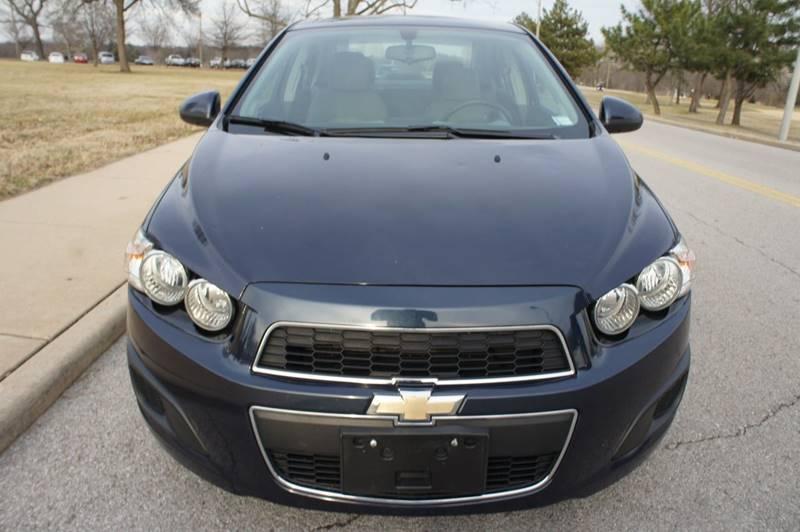 2015 Chevrolet Sonic LS Auto 4dr Sedan - Saint Louis MO