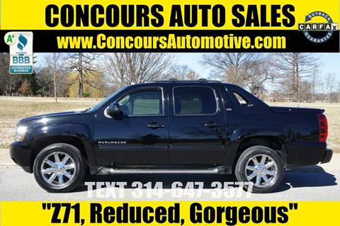 2011 Chevrolet Avalanche for sale in Saint Louis, MO