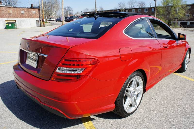 2013 Mercedes-Benz C-Class C 250 2dr Coupe - Saint Louis MO