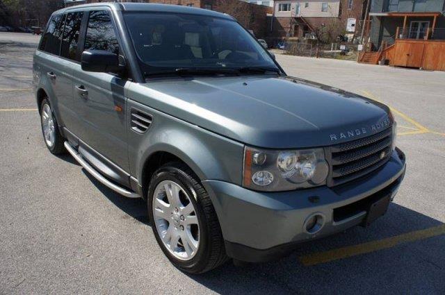 2006 Land Rover Range Rover Sport HSE 4dr SUV 4WD - Saint Louis MO