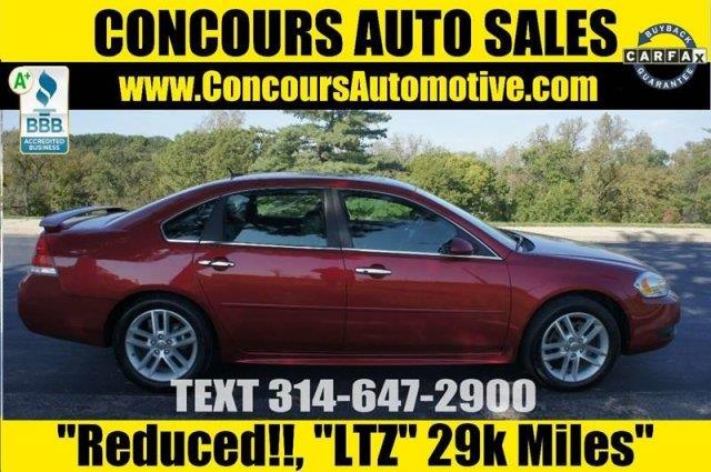 2014 Chevrolet Impala Limited LTZ Fleet 4dr Sedan - Saint Louis MO