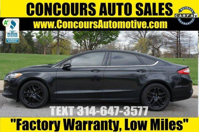 2015 Ford Fusion SE 4dr Sedan - Saint Louis MO