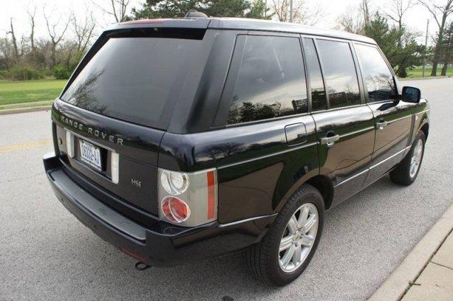 2008 Land Rover Range Rover 4x4 HSE 4dr SUV - Saint Louis MO