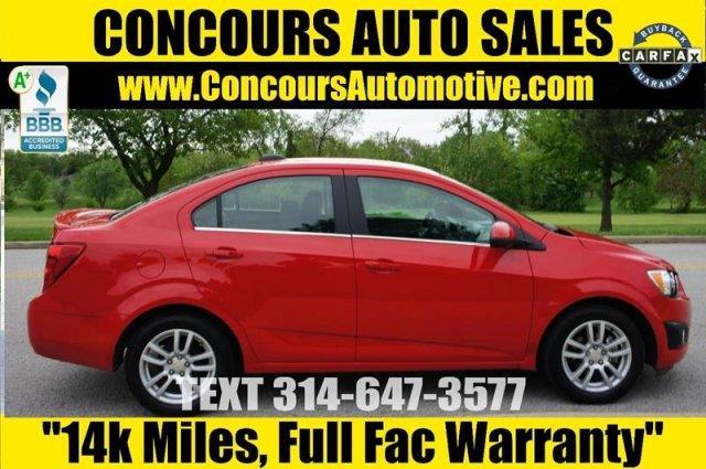 2016 Chevrolet Sonic LT Auto 4dr Sedan - Saint Louis MO