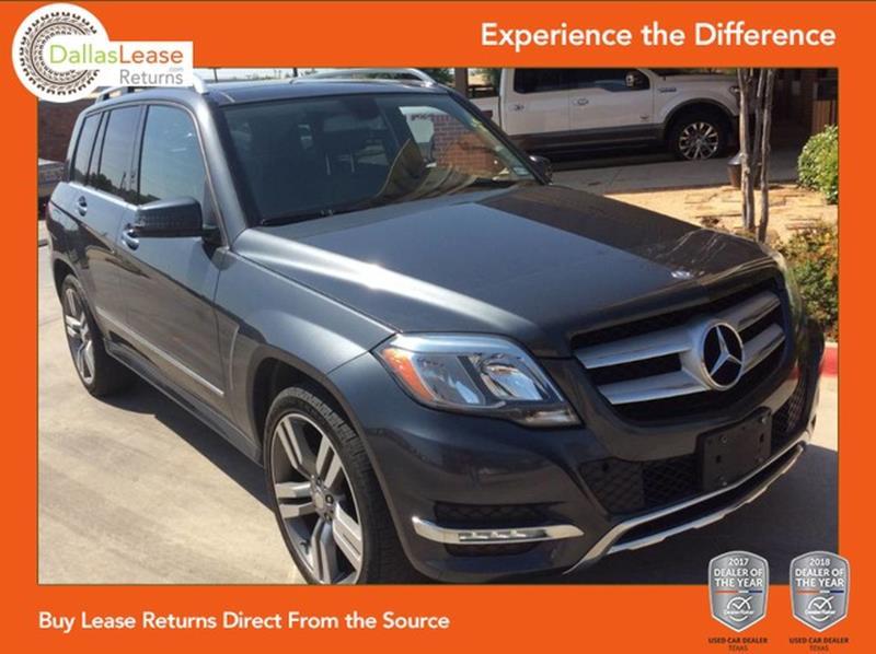 2013 Mercedes Benz Glk Glk 350 4dr Suv In Dallas Tx Dallas