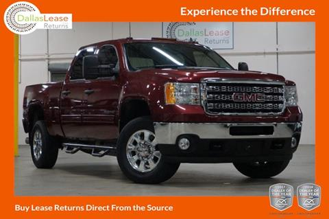 2013 GMC Sierra 2500HD for sale in Dallas, TX