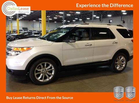 2014 Ford Explorer For Sale >> Used 2014 Ford Explorer For Sale In Dallas Tx Carsforsale Com