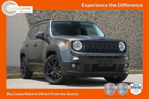 2017 Jeep Renegade for sale in Dallas, TX