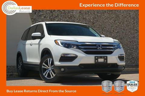 2018 Honda Pilot for sale in Dallas, TX