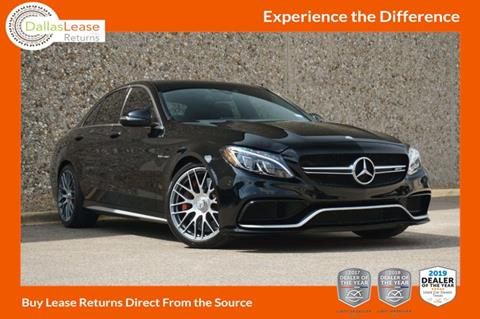 Cars For Sale By Owner In Dallas Tx >> 2016 Mercedes Benz C Class For Sale In Dallas Tx