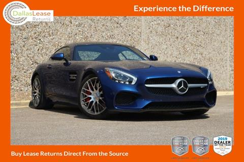 2016 Mercedes-Benz AMG GT for sale in Dallas, TX