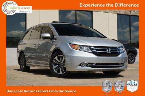2014 Honda Odyssey for sale in Dallas, TX